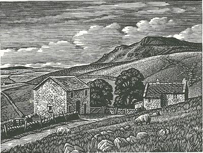 Pen-y-ghent by Howard Phipps