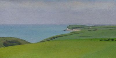 Birling Gap & Seaford Head by David Stubbs