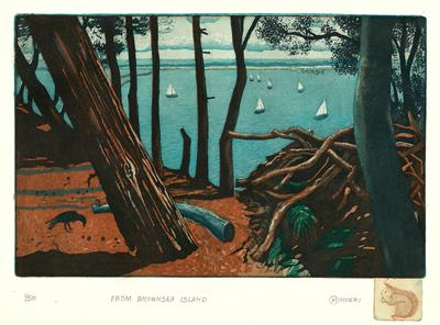 Brownsea Island by Maurice Moeri