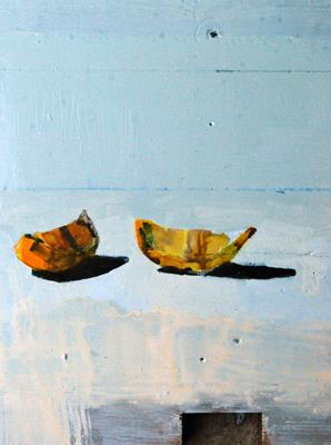 Two Lemon Wedges by Susan Ashworth