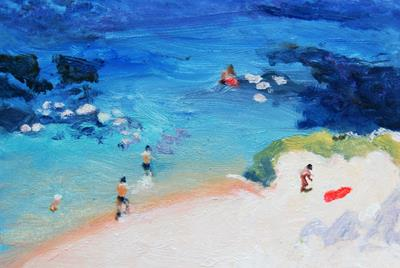 Calabrian Beach by Will Smith