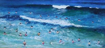 Bronte Bay Beach by Will Smith