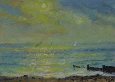 Summer Morning, Deal #2 by Gerry Whybrow