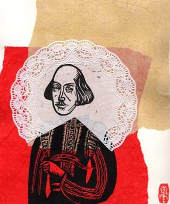 Shakespeare by Jazmin Velasco