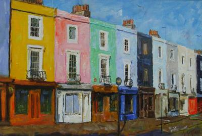 Portobello Road #1 by Marcel Gatteaux